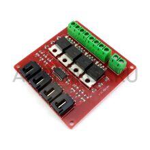 Силовой модуль MOSFET IRF540