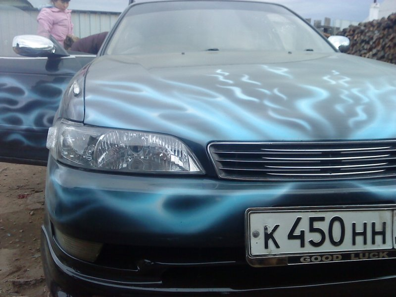 Отзыв: Toyota Mark II