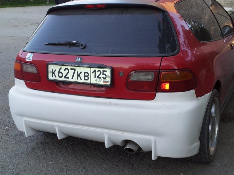 Отзыв: Honda Civic