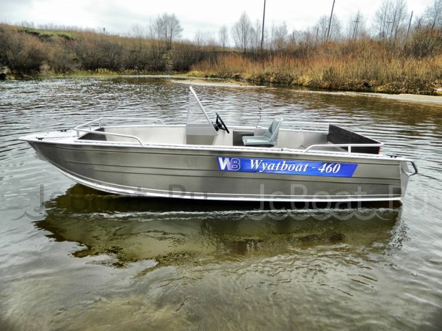 катер WYATBOAT 460 C 2017 г.