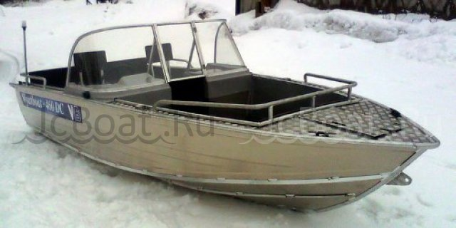 катер WYATBOAT 460 DCM 2017 г.