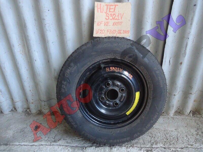 Запасное колесо (запаска банан) Falken T125/90 R12