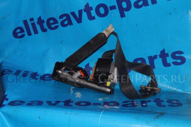 Ремень безопасности на Nissan X-Trail NT31 MR20DE