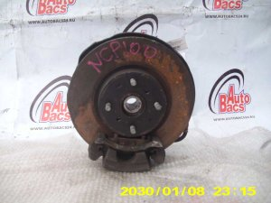 Ступица на Toyota Ractis NCP100 1NZ-FE