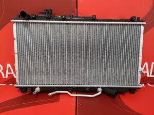 Радиатор двигателя на Kia Shuma FB