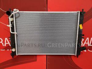 Радиатор двигателя на Hyundai creta GS