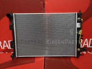 Радиатор двигателя на Hyundai Elantra 5D