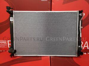 Радиатор двигателя на Toyota Harrier GSU30W 2GR-FE