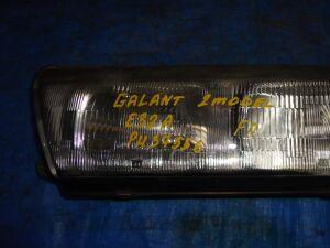 Фара на Mitsubishi Galant E32A, E31A, E33A, E35A, E34A, E37A, E39A