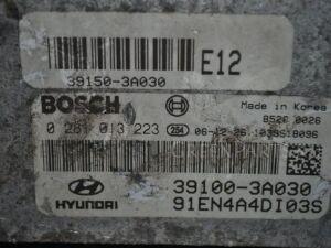 Блок управления двигателем на Hyundai Veracruze , ix55 EN D6EA