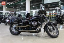 мотоцикл YAMAHA XVS 400