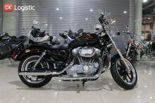 мотоцикл HARLEY-DAVIDSON SPORTSTER SUPER LOW XL883L