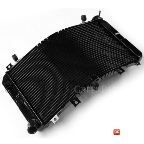 Радиатор на SUZUKI GSX1300R Hayabusa