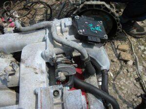 Дроссельная заслонка на Nissan Cedric Y31 VG20 DET