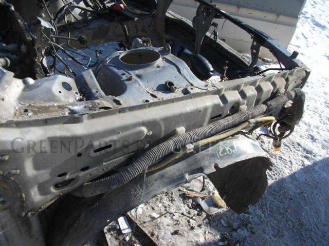 Подкрылок на Subaru Forester SF5 EJ20