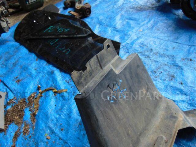Защита двигателя на Honda Airwave GJ1 L15A