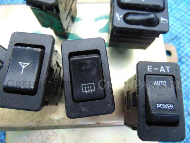Кнопки прочие на Nissan Safari WRY60 TD42
