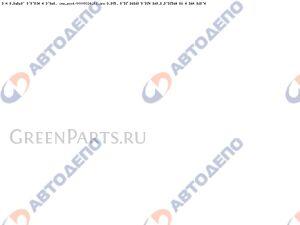 Радиатор ДВС toyota,lexus