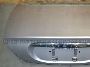 Крышка багажника на Jaguar S-type