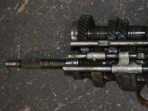 Кпп механическая на Nissan Atlas F23 TD25 2WD