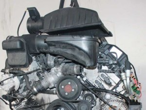 Двигатель на Bmw 540 N62 B40A