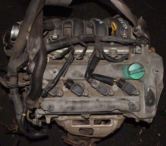 Двигатель на Toyota Sienta NCP81 1NZ-FE CVT