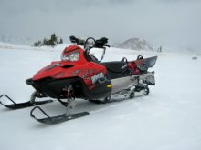 Горный POLARIS Dragon RMK 700 2007