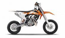 мотоцикл KTM 50 SX