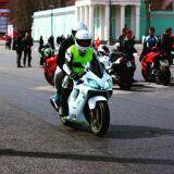 спортбайк HONDA CBR600FS