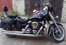 Классик YAMAHA Road Star XV1700 2006