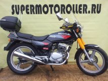 мотоцикл HONDA CB 125 T