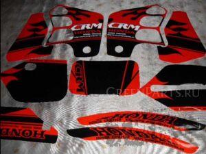 Наклейки и декор на HONDA CRM250