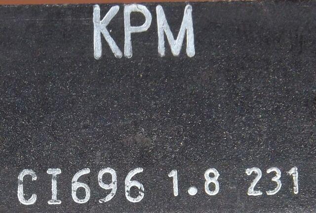 Коммутатор на HONDA FTR223