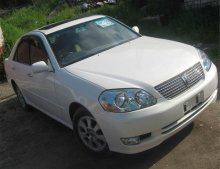 TOYOTA MARK II 2002 года