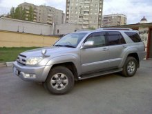 TOYOTA HILUX SURF 2002 года (2002.10)