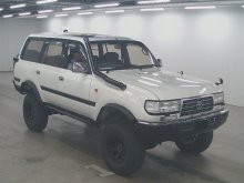 Toyota Land Cruiser 80 1997