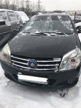 Geely Cross 2013