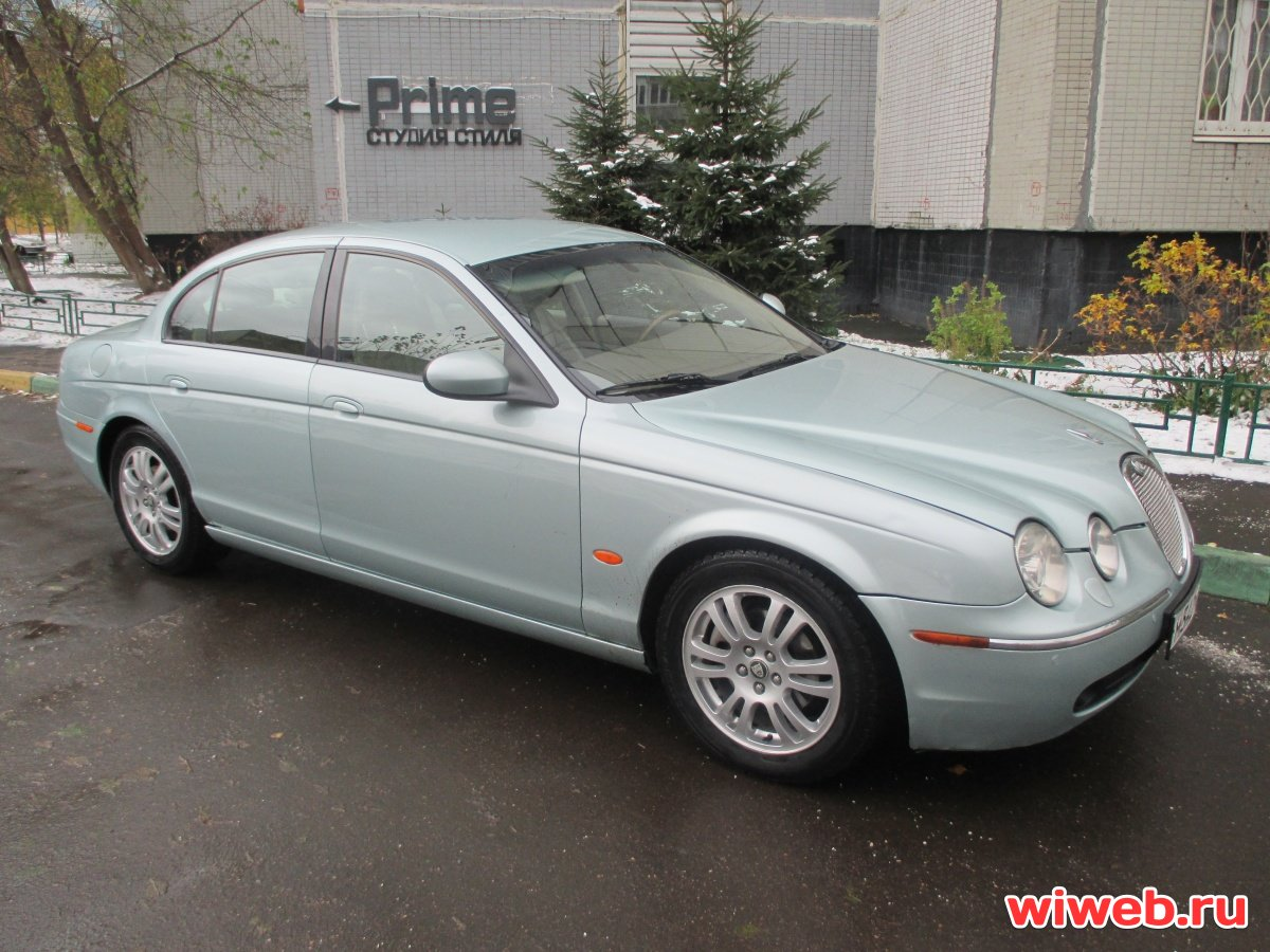 Jaguar S-Type 2006