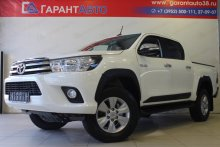 Toyota Hilux Pick Up 2016