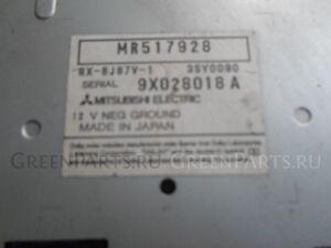 Магнитофон на Mitsubishi Pajero W75