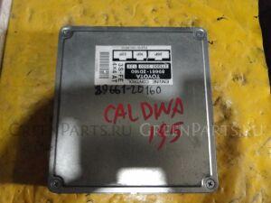 Блок управления efi на Toyota Caldina ST-195 3S-FE 89661-2D160
