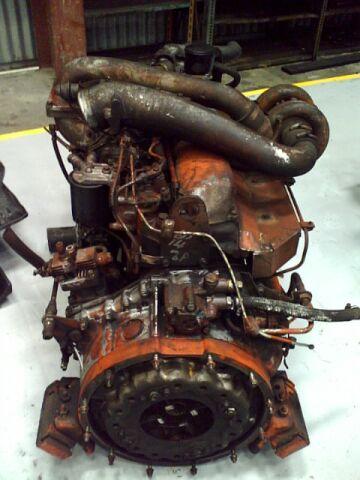 Двигатель на MITSUBISHI 6D15, 6D15-T, 6D14