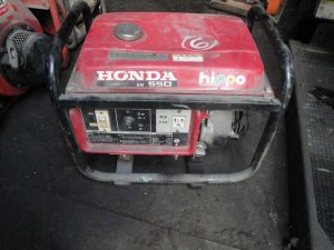 Генератор на HONDA Honda