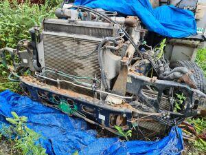 Радиатор на MITSUBISHI MITSUBISHI