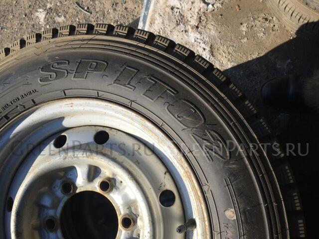 шины Dunlop SPLT02 195/75R15 зимние на дисках Toyota R15