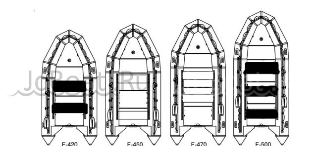 лодка ПВХ МНЕВ  ФАВОРИТ F500 2019 г.