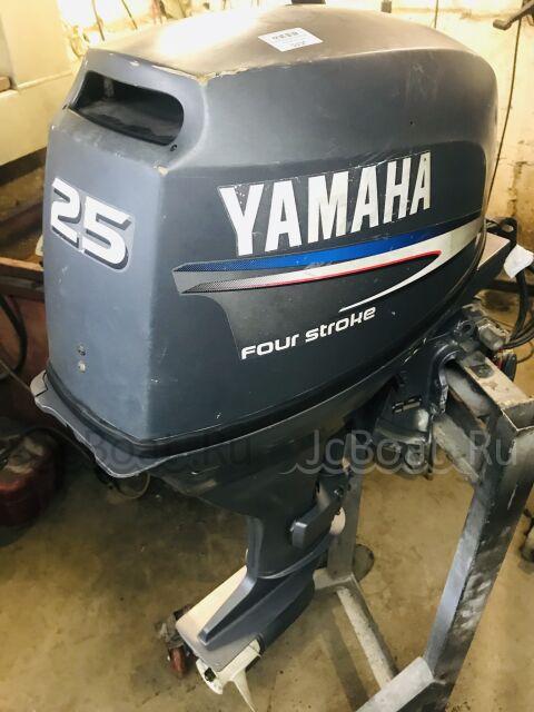 мотор подвесной YAMAHA YAMAHA F25 2003 г.