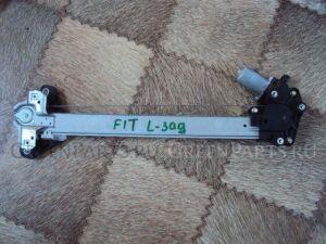 Стеклоподъемный механизм на Honda Fit GE6