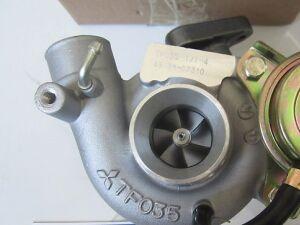 Турбина на Mitsubishi Pajero V26C, V26W, V46W 4M40 TF035