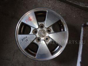 Диск литой на Toyota Noah ZRR70 R15